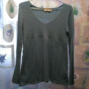 Old Navy Teal Blue Cozy Acrylic Sweater
